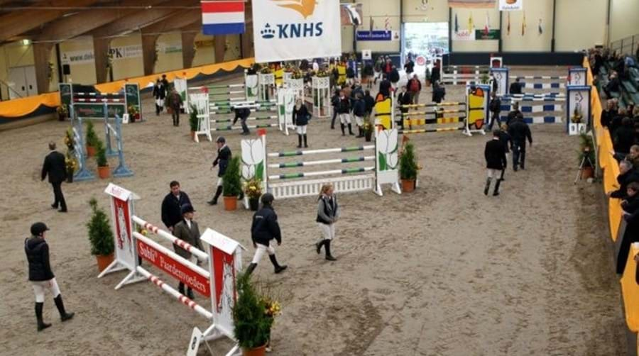 Open Manegedagen in laatste weekend Nationale Sportweek!