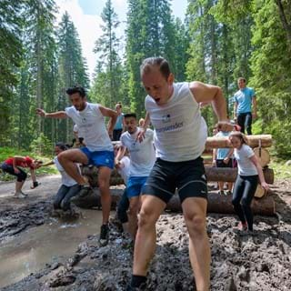 Hoe begin je met een obstacle run?