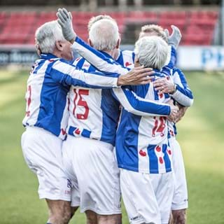Nationale Ouderendag: Walking Football, leuk voor 60-plussers